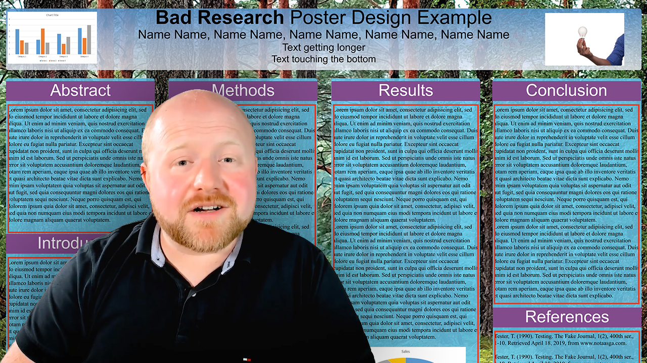 So you want to create a research poster: How to upgrade your design with Adobe Photoshop – Part 1